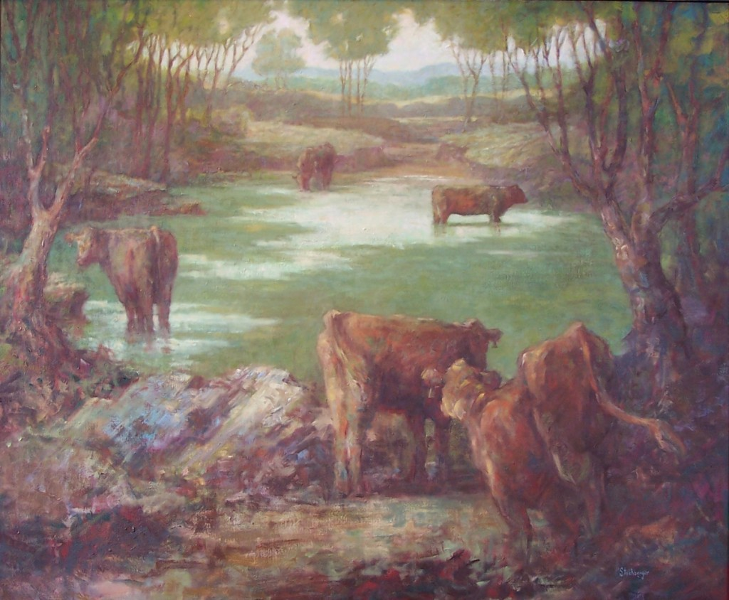 Cows And Crops http://www.jefferystockberger.com/portfolio-items/five-cows-crop/